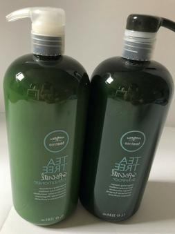 NEW❤2PC❤SET Duo Paul Mitchell Tea Tree Hair Special Cond