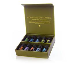 NIB doTERRA family essentials lavender lemon peppermint tea