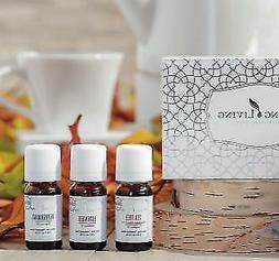 NIB Young Living Story Collection 10ml Lavender Peppermint T