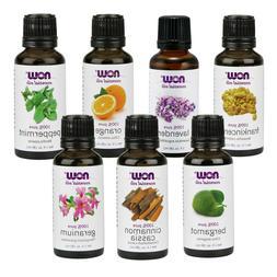 now foods essential oil varieties support