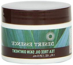 Organic Tea Tree Oil Skin Oint. - 1 fl oz