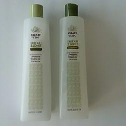 ONE EACH: Trader Joe's TEA TREE TINGLE Shampoo and Condition