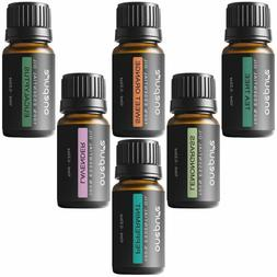 ONEPURE essential oils 6-pack Therapeutic lavender peppermin