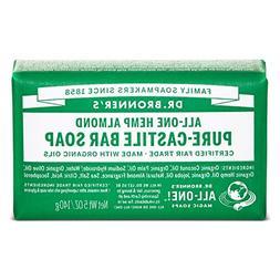 Dr. Bronner's Organic Castile Bar Soap - Almond - 5 oz