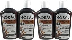 Jason Natural Organic DANDRUFF RELIEF 2 in 1 Shampoo + Condi