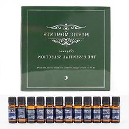 Mystic Moments The Organic Essential Selection | 12 x 10ml 1