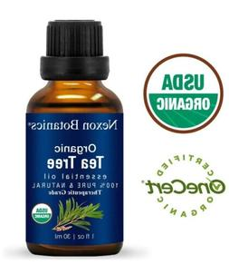 NEXON BOTANICS Organic Organic Tea Tree Oil 30 ml - Melaleuc