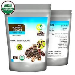 Organic Shikakai Powder - Acacia Concinna  - Best Natural Cl
