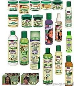 ORGANICS BY AFRICA'S BEST OLIVE OIL HAIR CARE PRODUCTS