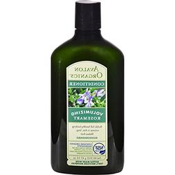 2 Packs of Avalon Organics Oil Rosemary Volumizing Condition