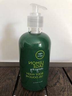 Paul Mitchell Tea Tree Lemon Sage Energizing Body Wash  8.5