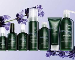 paul mitchell lavender mint products cleansing styling