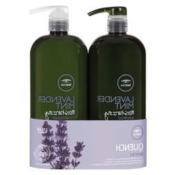 Paul Mitchell Tea Tree Lavender Mint Shampoo, Conditioner Li