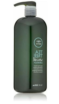 Paul Mitchell Tea Tree Special Shampoo 33.8 oz / 1L