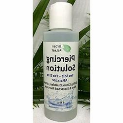 Piercing Solution ! Healing Sea Salts & Tea Tree AFTERCARE 4