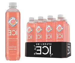 Sparkling Ice Pink Grapefruit 17 Ounce Bottles , New, Free S