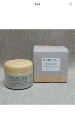 Polish'd Tea Tree Day Cream 1.65 oz Rejuvenate Soothing Dry