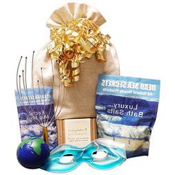 Premier DEAD SEA SECRETS Relaxation Bath & Body Spa Gift Set