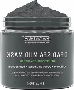 Premium Dead Sea Mud Mask for Acne, Blackheads and Oily Skin