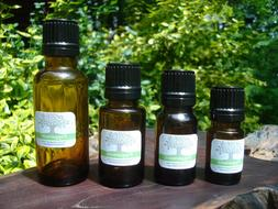 Premium Organic Essential Oils - 100% Pure, Natural All Size