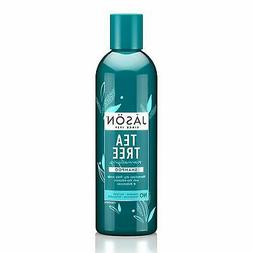 Jason Natural Products Normalizing Treatment Shampoo, Tea Tr