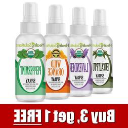 Pure Essential Oil Sprays  - 2oz