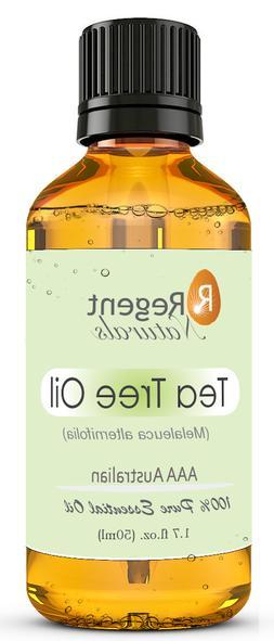 Pure Tea Tree Essential Oil 50ml. Australian Melaleuca and O