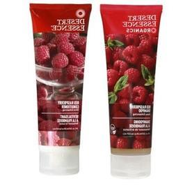 Desert Essence Red Raspberry Shampoo and Conditioner Bundle