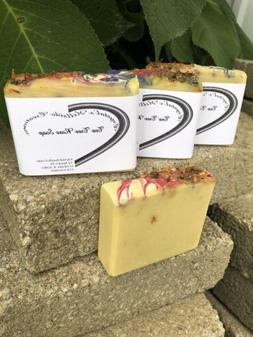 Tea Tree Rose Goat Milk Soap