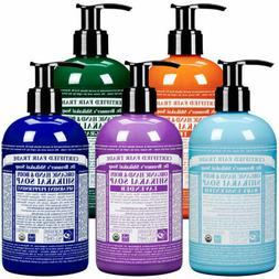 Dr Bronner's Shikakai Liquid Hand Soap Shower Gel Organic Fa