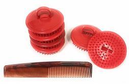 Shampoo Scalp Massage Brush Century #100 * Made in USA *