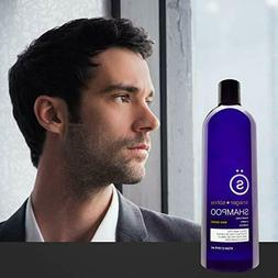 Man Series Shampoo - Perfect For Dry & Damaged Hair, 8 oz By