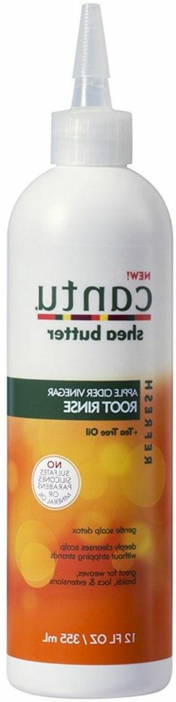 Cantu Shea Butter Apple Cider Vinegar Root Rinse with Tea Tr