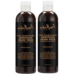 SheaMoisture African Black Soap Body Wash | 13 oz | Pack of