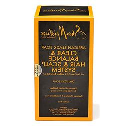 SheaMoisture African Black Soap Clear & Balance Hair & Scalp