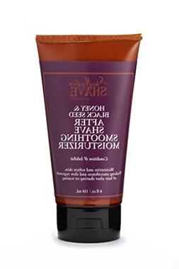 Honey and Black Seed After Shave Smoothing Moisturizer 4 Oun