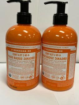 Shikakai Organic Tea Tree Hand Soap - Dr. Bronner's - 12 oz