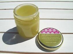 Skin Healing Salve Calendula & Tea Tree Oil Rash Relief Hemp