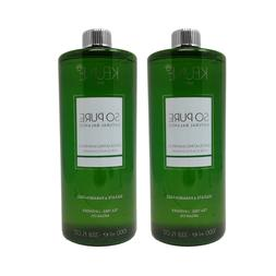 Keune So Pure Natural Balance ~ Exfoliating Shampoo ~ 33.8 O