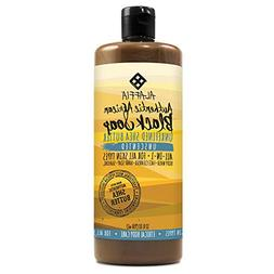 Alaffia - Authentic African Black Soap, All-in-One Body Wash