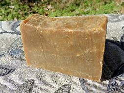 Solid Shampoo Bar Pine Tar & Tea Tree Essential Oil for Itch