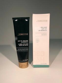 Biossance Squalane and Tea Tree Cleansing Gel Brand New in P