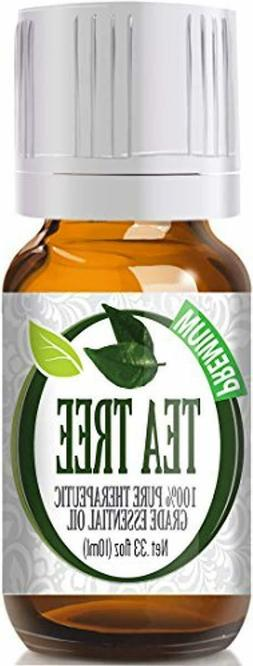 Tea Tree 100% Pure, Best Therapeutic Grade Essential Oil - 1