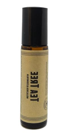 Tea Tree 10ml Essential Oil Roll On Purifying/Cleansing
