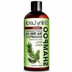 Tea Tree Shampoo With Essential Tea Tree Oil Anti Dandruff S