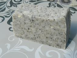 Tea Tree and Eucalyptus Essential Oil Soap Lard and Lye Bar
