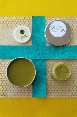 Tea Tree & Hemp Seed Oil Anti-Inflammatory Herbal Healing Sa