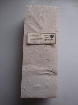 tea tree and oatmeal goat milk soap