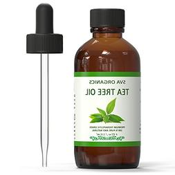 SVA Organics 100% Natural Australian Tea Tree Essential Oil