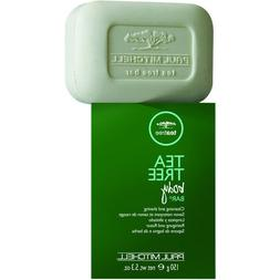 PAUL MITCHELL TEA TREE BODY BAR SOAP CLEANSING AND SHAVING 5